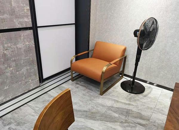 深圳福田柏厨家居李总跟布艺沙发品牌德洛合作后每年利润都在增加