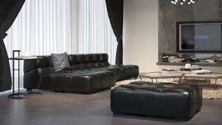 年轻人喜欢欧式真皮沙发吗