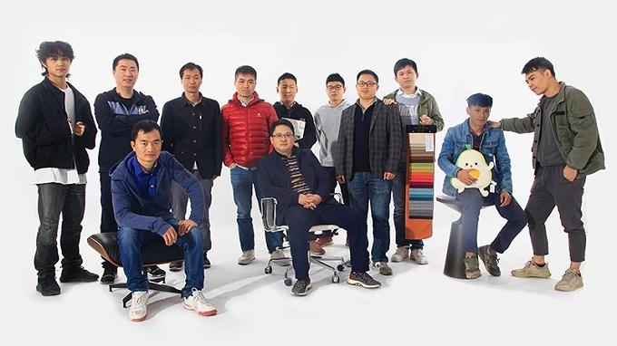 德洛家具工厂21周年厂庆活动