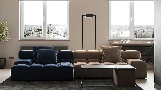 德洛家具教您布艺沙发怎样清洁和保养的方法