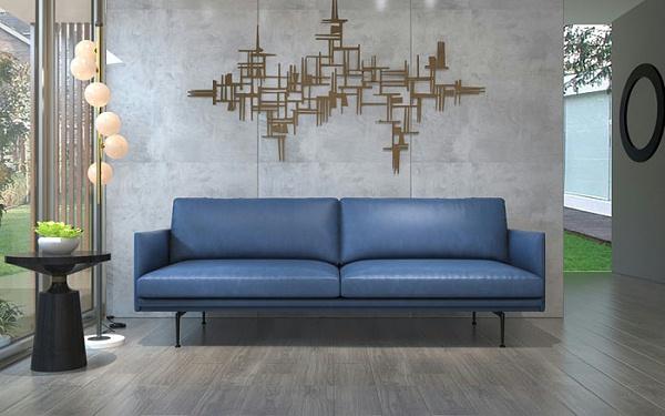 生产真皮沙发