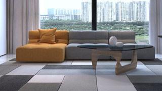 如何选择布艺沙发有窍门