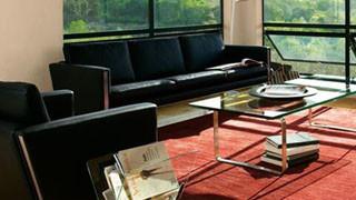家中使用真皮沙发有什么好处