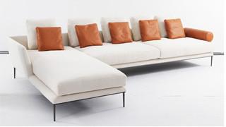 高档布艺沙发成为高端家庭的选择