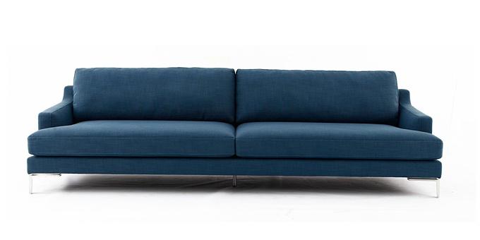 莱昂 现代简约轻奢客厅布艺沙发(leon Sofa)
