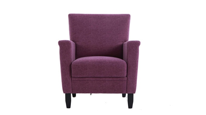 艾克 现代简约电动休闲单人沙发椅(Eyck Chair)