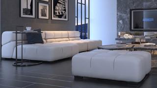 怎样去挑选让自己满意的布艺沙发